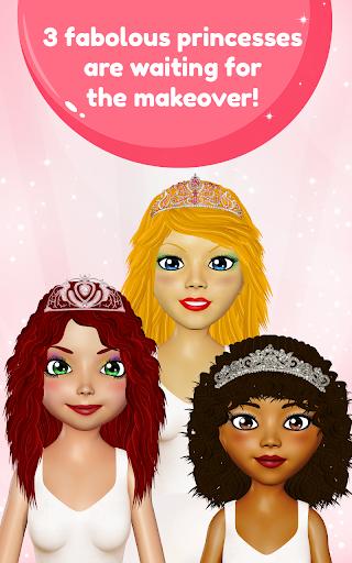 Princess Hair & Makeup Salon apktram screenshots 8