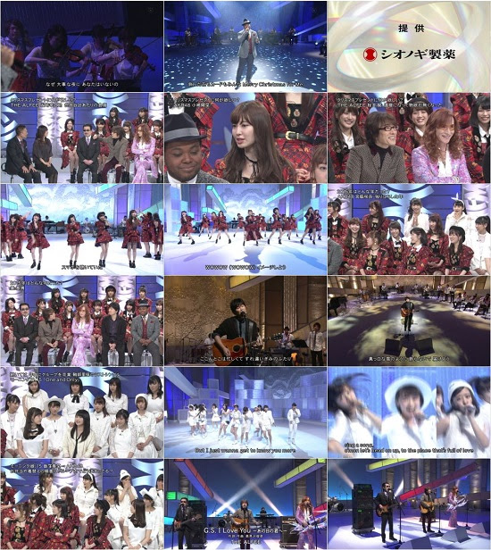 (TV-Music)(1080i) AKB48 – Music Fair 151212