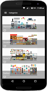 AmodaDeals UserApp- screenshot thumbnail