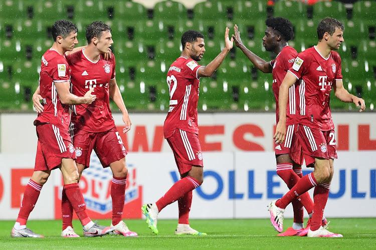 Les joueurs de Bundesliga ont élu le meilleur d'entre eux