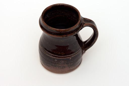 Mike Dodd Large Ceramic Tankard 010