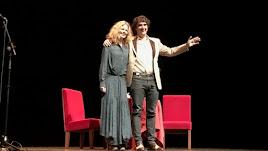 Momento del recital celebrado este jueves en el Auditorio 'Ciudad de Vícar'.