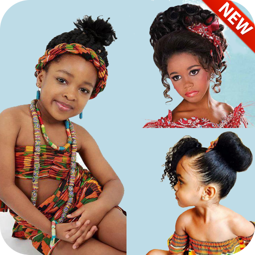 App Insights: African Kids & Bridal Hairstyles/Party ...