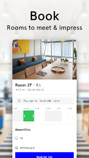 Download WeWork On Demand For PC Windows and Mac apk screenshot 4