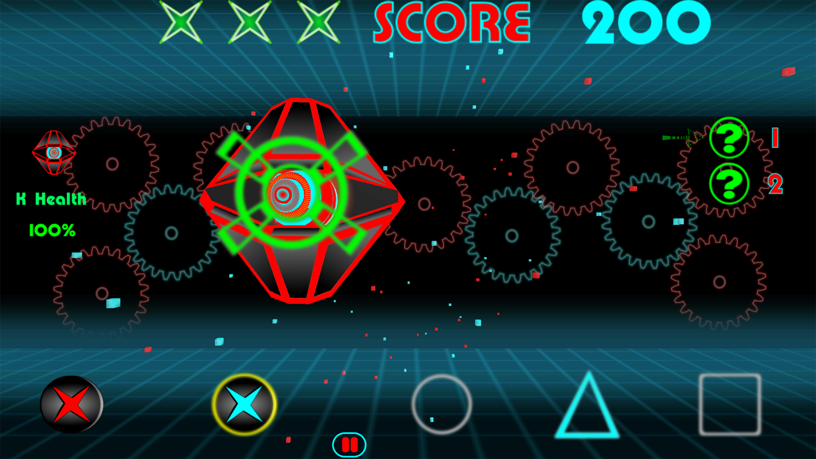 Greedy Eye - Test your reflexes and reactions- screenshot