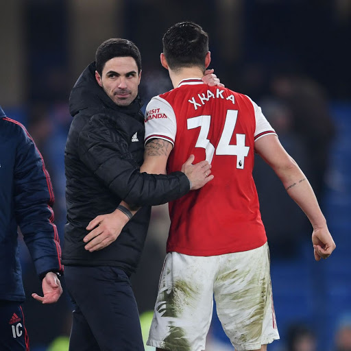 Italian report: Arsenal midfielder with 95 caps is pushing to leave club
