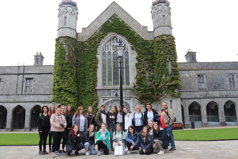 Sprachwoche der 3CHL in Galway
