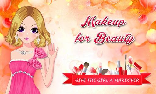 美容のためのメイクアップ