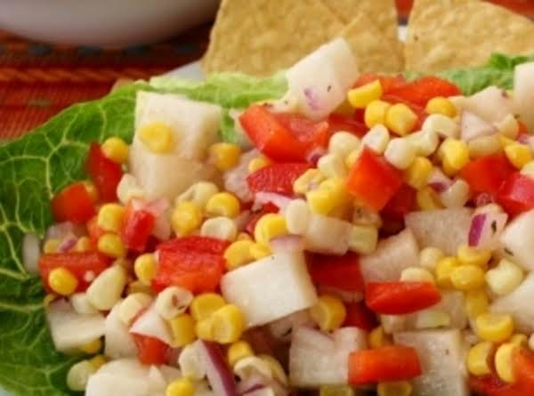 Jicama And Corn Salad Recipe