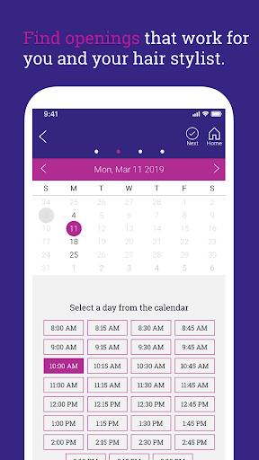 HairHoncho: Client App 1.6.0 screenshots 5