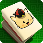 Hungry Cat Mahjong HD icon