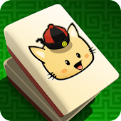 Hungry Cat Mahjong HD