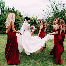 Wedding photographer Andrey Gelevey (Lisiy181929). Photo of 22.11.2017