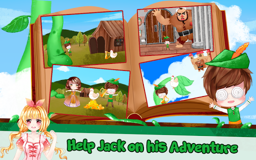 Jack & the Beanstalk, Bedtime Story Fairytale 1.01.0 screenshots 1