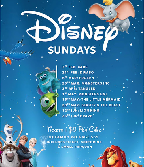Disney Sundays