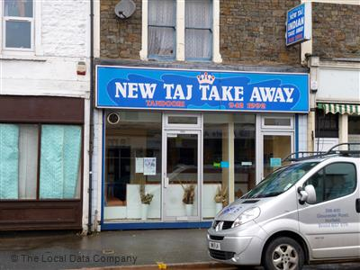 New Taj On Gloucester Road Fast Food Takeaway In Horfield