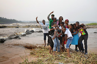 Photo: Kinshasa posh youth