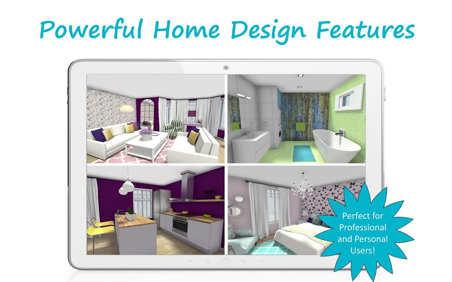 roomsketcher home designer screenshot - Personal Home Designer