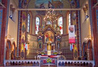 Photo: Kochłowice - kościół pw. Trójcy Przenajświętszej