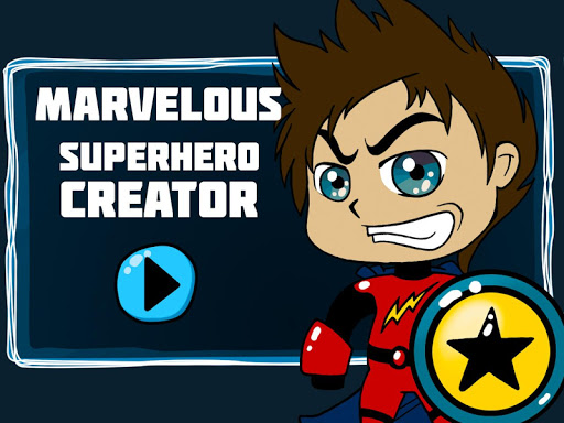 Marvelous Superhero Creator