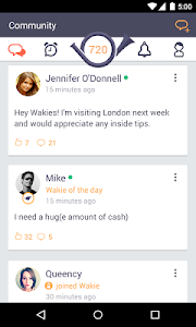 Wakie – Voice Conversation App v3.4.1