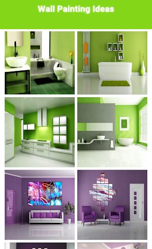 Design Wall Paint Color