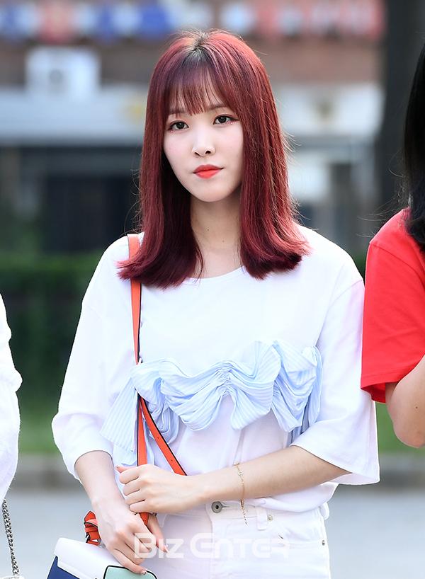 Yuju gfriend.
