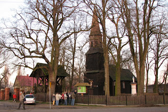 Photo: Kościół w Łagiewnikach Kościelnych