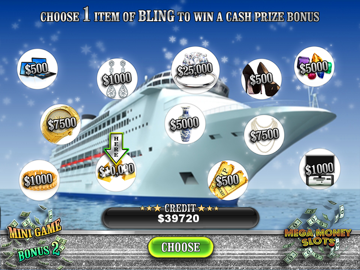 MEGA Money Vegas Billionaire Dream Slots FREE- screenshot