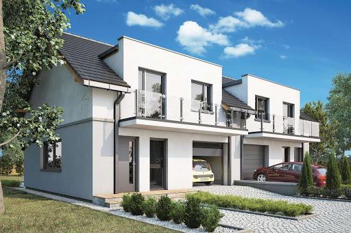 projekt Double House IV
