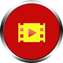 Full HD Video Player:4k Player icon