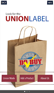 Union Label- screenshot thumbnail