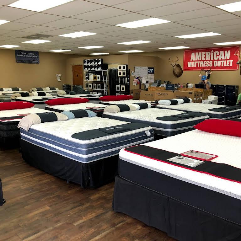 American Mattress Outlet Llc Mattress Store In West Monroe