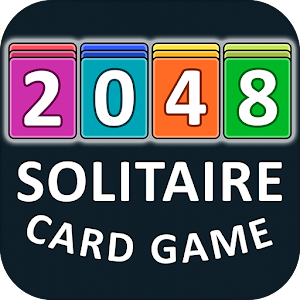 2048 Solitaire Card Game