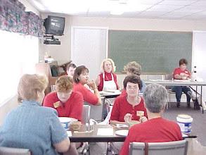 Photo: Senior Ministry Workshop