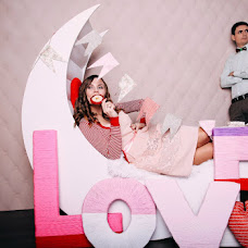 Wedding photographer Alina Kuzmenko (alinamalinaa). Photo of 21.03.2016