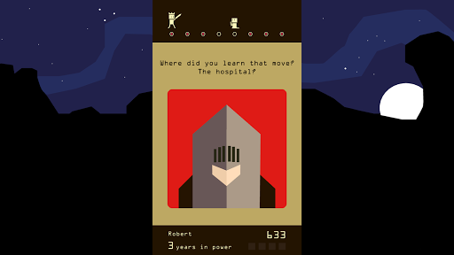 Reigns - screenshot