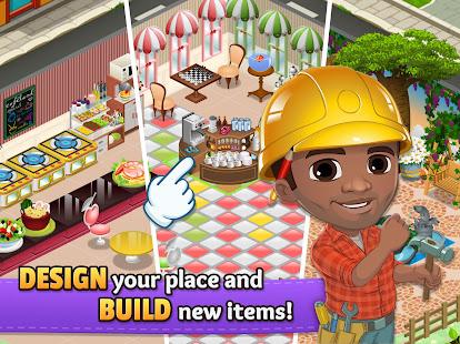 Game Cafeland - World Kitchen APK for Windows Phone