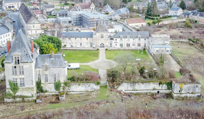 Château Coeuvres-et-Valsery