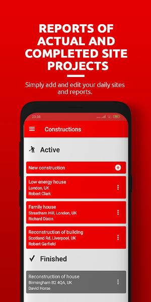 Buildo - Construction diary