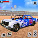 Derby Car Crash Stunts Demolition Racing icon