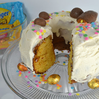 BUTTERFINGER® Cup Eggs Pound Cake