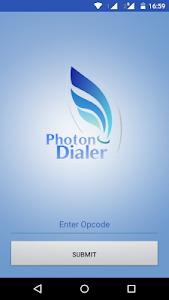Photon Dialer screenshot 0