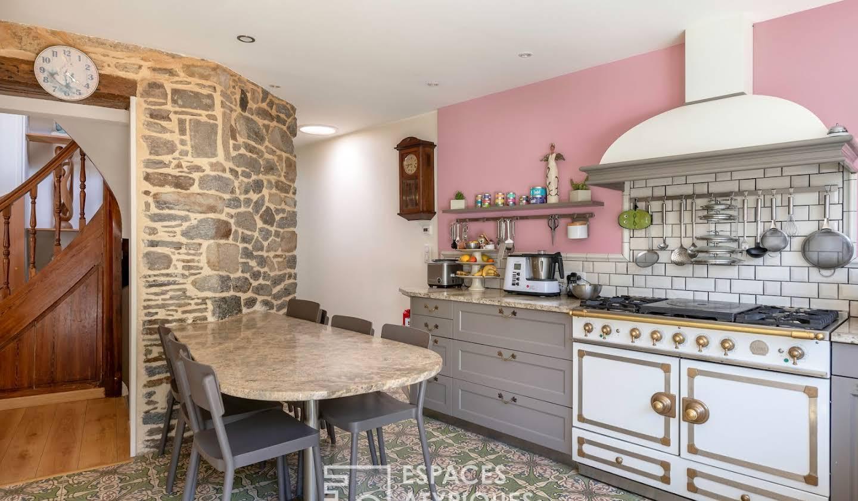 Maison avec piscine et terrasse Saint-Nazaire