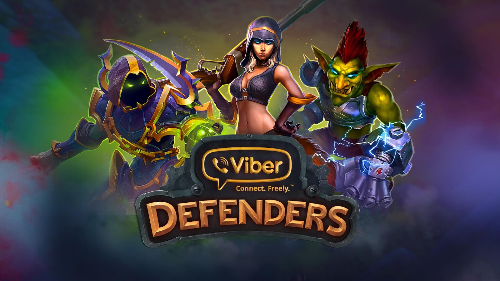 Viber Defenders- screenshot