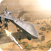Drone Fighter Strike Air Dash Attack Simulator 3D