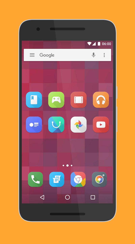 Toca UI - Icon Pack Screenshot 1