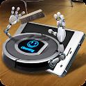 Robot Vacuums Simulator icon
