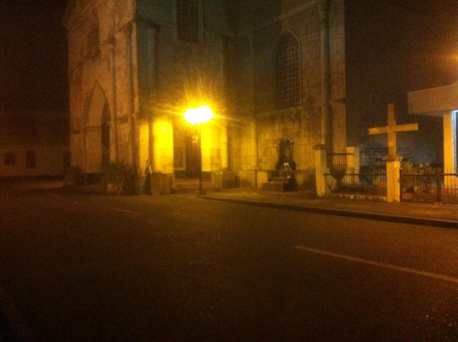 Church near Dapitan City Plaza