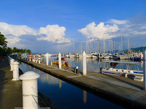 Photo: Another beautiful view of the harbour